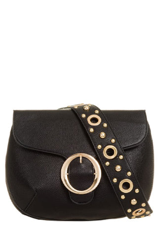 Uma Black Satchel Bag (18774654992)