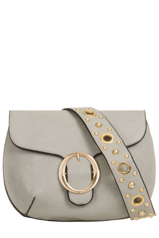 Uma Grey Satchel Bag (18775769104)