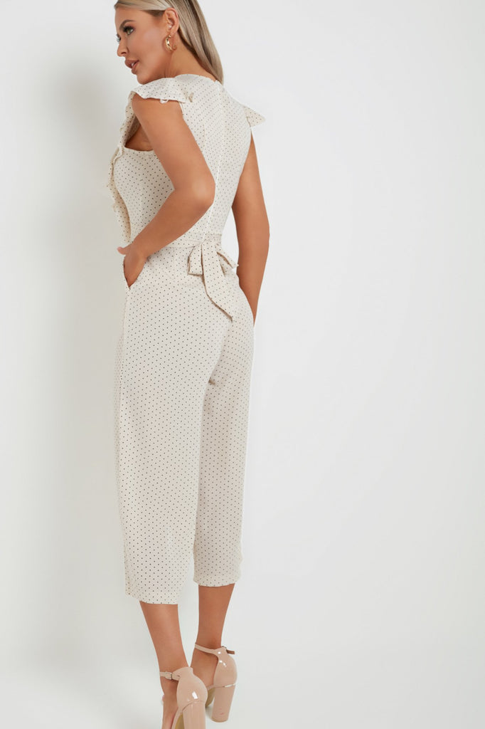 Weston Stone Polka Dot Jumpsuit