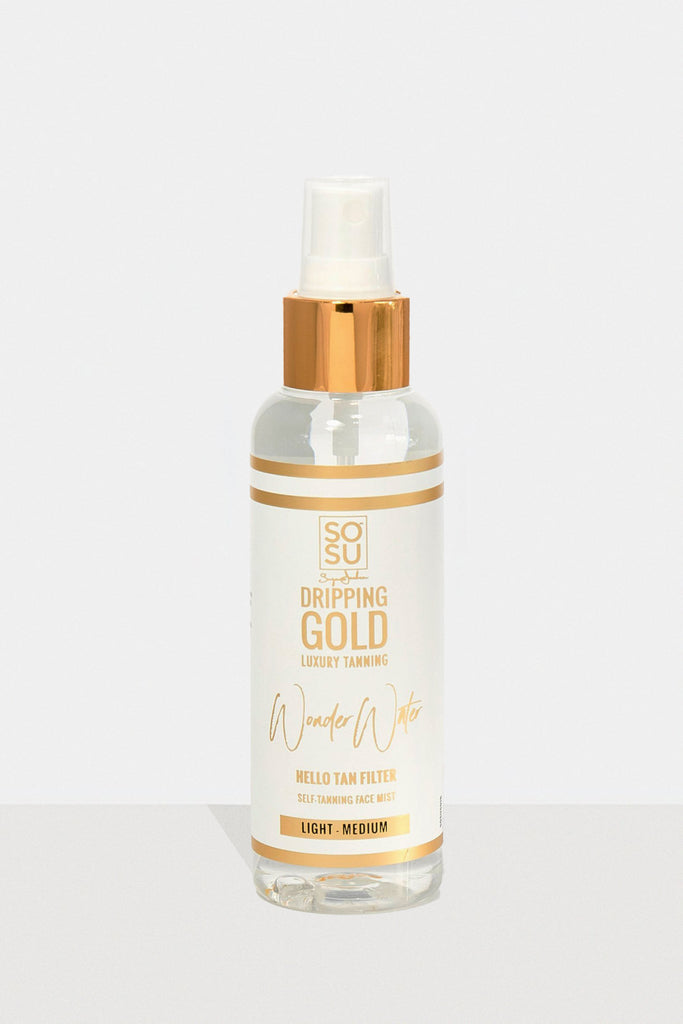 SOSU Dripping Gold Light - Medium Wonder Water