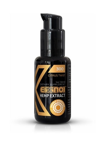 Elixinol CBD Liposome Hemp Extract Spray – 300 mg Citrus Twist