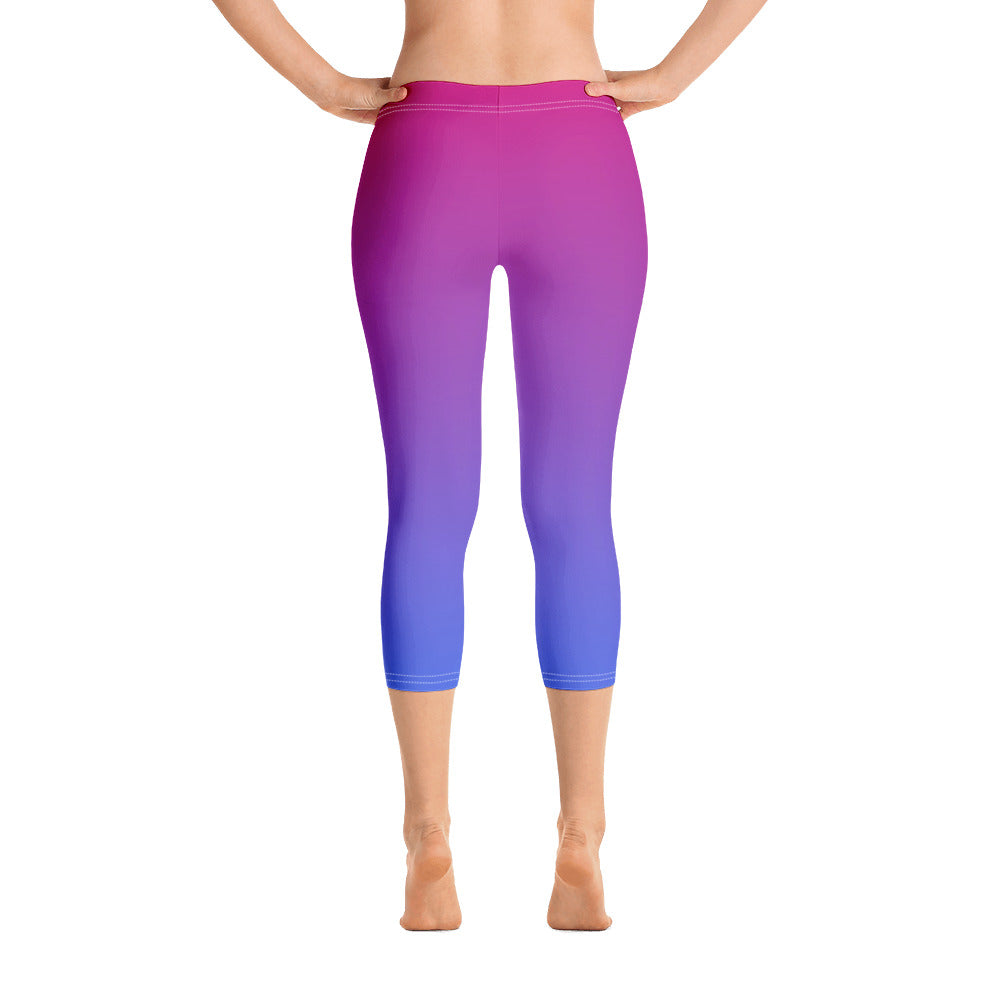 Pink ish Leggings by Cycling T