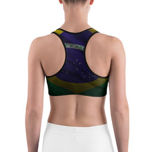 Load image into Gallery viewer, Brazil Sports Bra by Cycling T