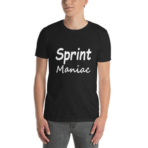 Sprint cycling Unisex T-Shirt by Cycling T