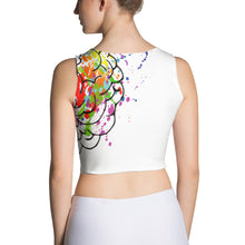 Load image into Gallery viewer, Cychology Cycling Crop Top by Cycling T