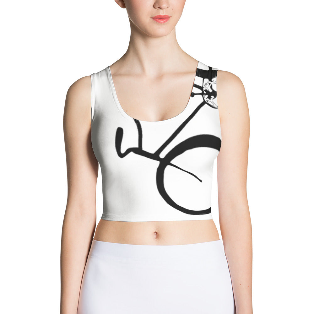 Cychology Cycling Crop Top by Cycling T