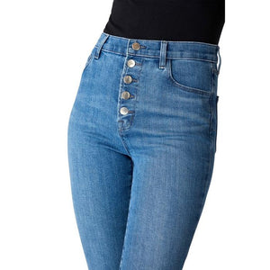 J Brand - Lillie High Rise Crop Flare (Heart)