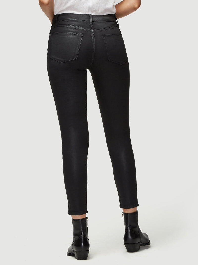 Frame - Le High Skinny (Noir Coated)