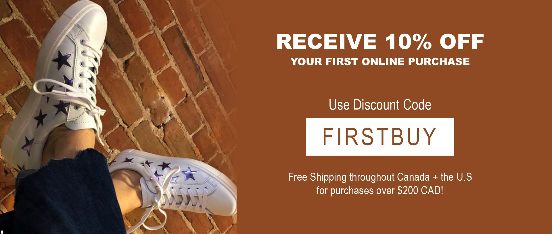 men's shoes promotion
