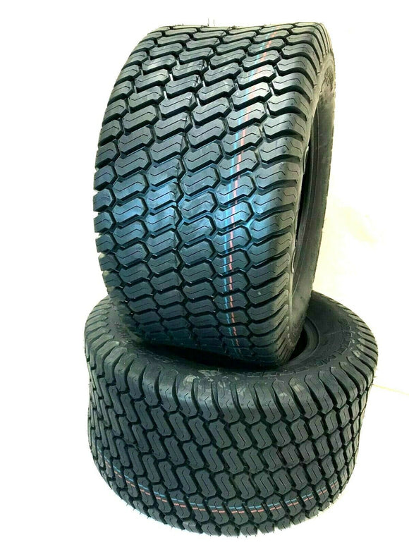 TWO 22x11x10 22x11.00-10 4PLY Turf Lawn Mower Garden Tractor Tires