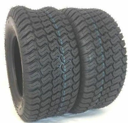 2 NEW Lawn 18X9.50-8 TURF TIRE 4 PLY Mower Garden Tractor 189508 18X950-8