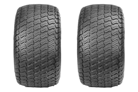 (2) TWO- NEW 18x7.00-8  GRASSMASTER 4PLY TURF TIRES