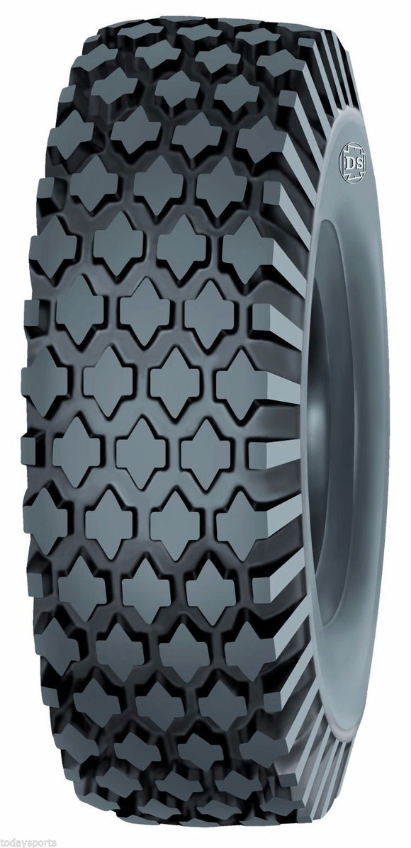 (1) ONE- New 4.10/3.50-4 4 PR Stud Tubeless Lawn Garden Snowblower Tire DS7201