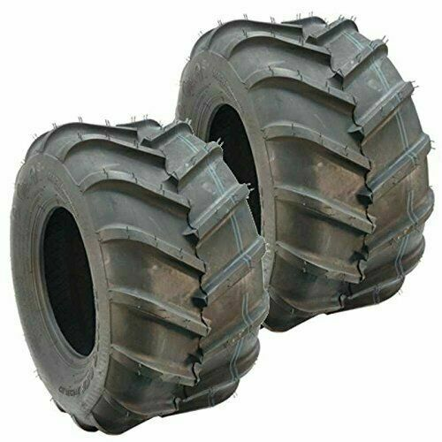 (2) TWO- NEW 22X11.00-10 MAG 22 R1 LAWN & TRACTOR LUG TIRES