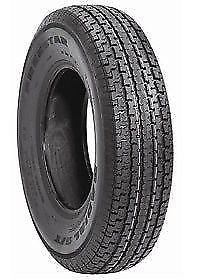 (4) FOUR - NEW ST 225/75R15  10PLY RATED  RADIAL TRAILER TIRES
