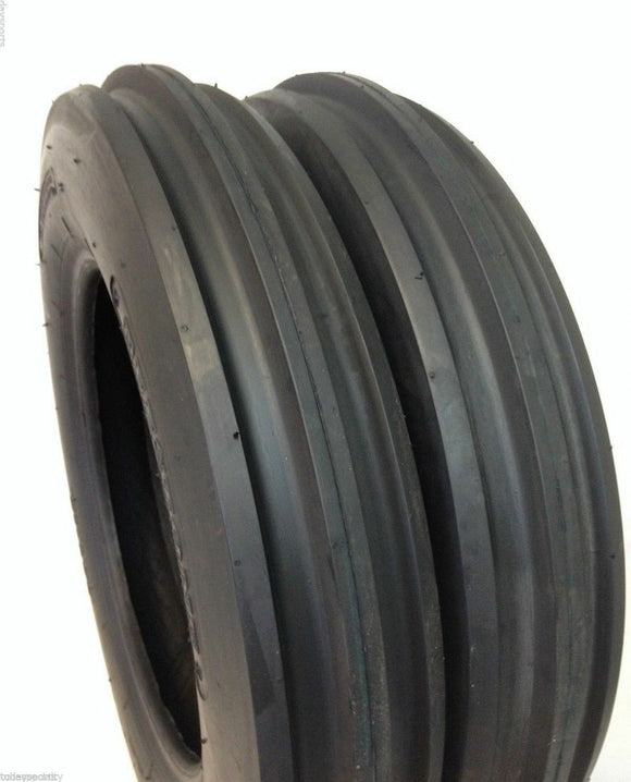 2 New Farmall Cub 4.00-12 Front Tractor Tires