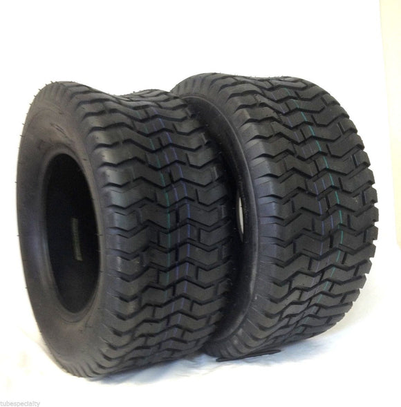 TWO NEW 23/9.50x12 TURF LAWN TRACTOR MOWER TIRES 23 9.50 12