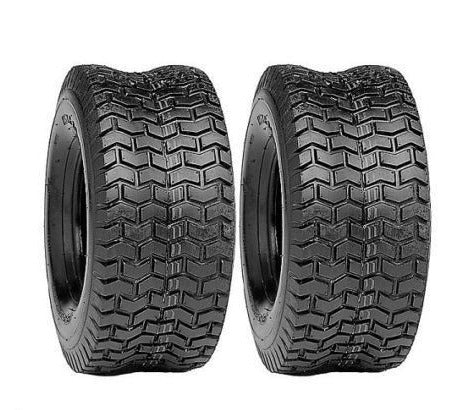 (2) TWO NEW - 4.80-8  4 Deestone D265 4PLY Lawn & Garden/Turf Tire - DS7013