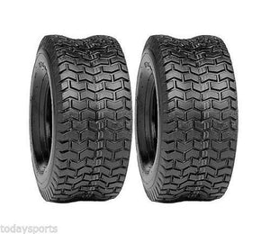 2 New 26x12.00-12 6 Ply Turf Lawn Mower Deestone Tires DS7085 26x12-12