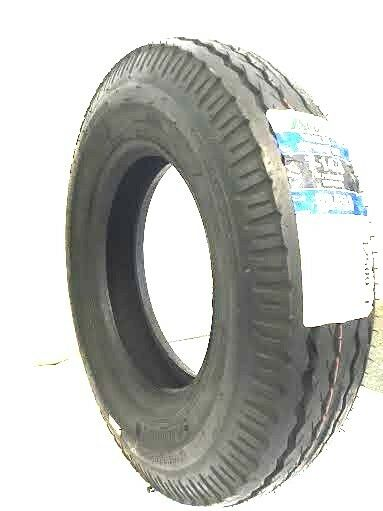 (4) FOUR- NEW 7x14.5  12PLY RATED TUBELESS TRAILER TIRES