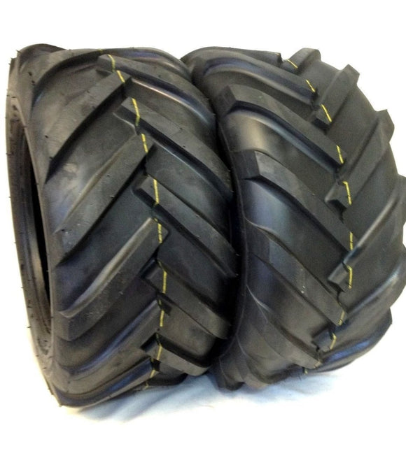 2 New 23x8.50-12 23/850-12 Superlug TL 6ply Tractor Mower Tire D405 23 850 12
