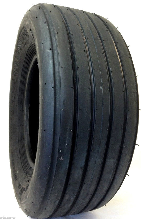 (1) ONE- NEW 9.5L-15 TRI RIB 12PLY Implement Heavy Duty TUBELESS TIRE