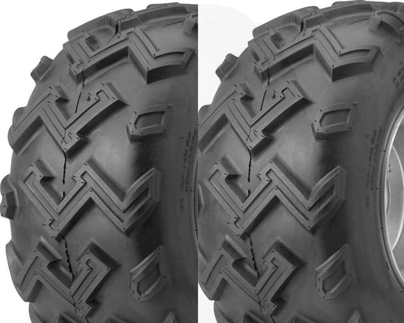 TWO F968 Batman 22x7.00-10 22x7.00x10 4 Tubeless A/T All Terrain ATV UTV Tire