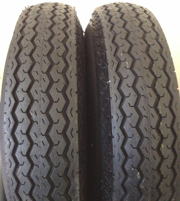 2- 175/80D13 BOAT TRAILER TIRE 175 80 13  TWO NEW TIRES 6 PLY