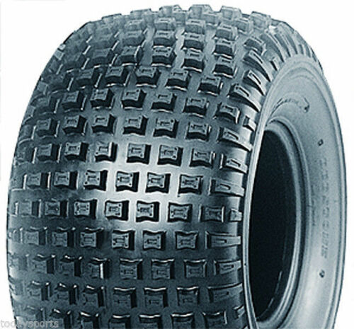 (2) TWO- NEW 22X11.00-8  DEESTONE D929  KNOBBY TIRES