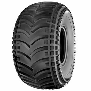 (2) TWO- NEW  25x10-12 DEESTONE D-930 4PLY ATV TIRE
