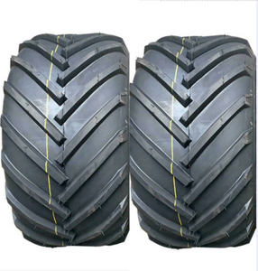 TWO- 26x12.00-12 26x12-12 Power Lug Tires AG 26/12-12 10 Ply