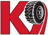2 New K9 CL3 Sport ATV Tires AT 21x7-10 21x7.00-10 6 Ply Fast Shipping GNCC Race Style
