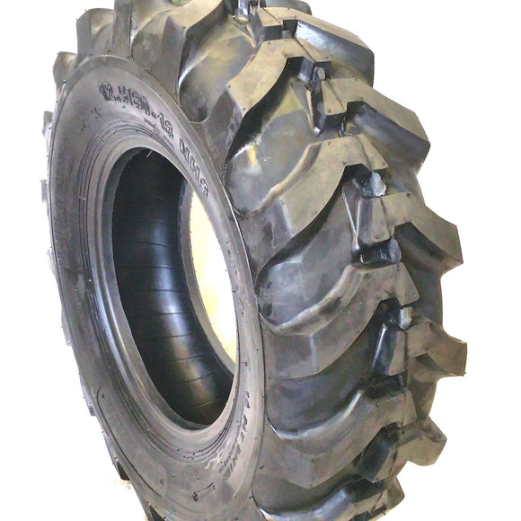 (1) ONE- NEW 12.5/80-1 LOADMAXX  14P.R. FARM BACKHOE TIRE