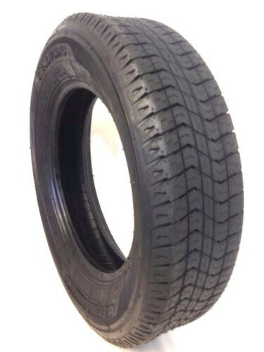 (2) TWO- NEW  ST205/75D14 ROAD GUIDER 6PLY TRAILER TIRES