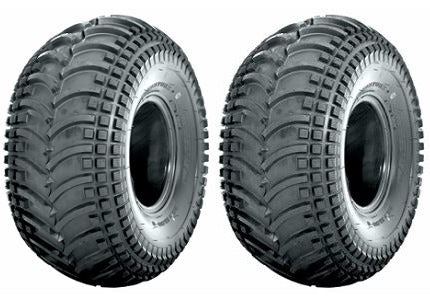 2 - (PAIR) 25x12.00-9 D930 ATV Stryker Tires Tire DS7350 25x12-9 25/12-9