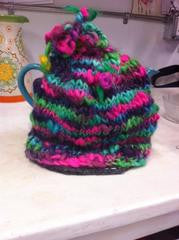 Another Teapot Cozy, just as crazy as the last one.