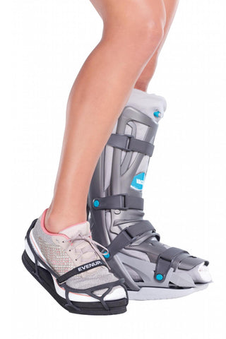 EvenUp for use with VACOcast family of Orthoses Boots