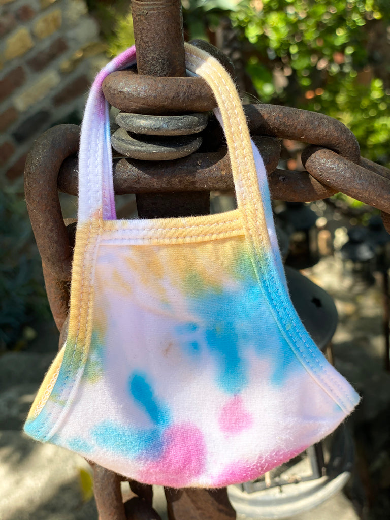 Fashion Face Mask - Tye Dye