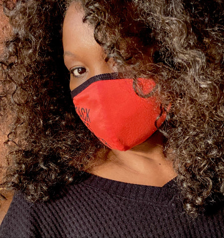 Black Lives Matter  Fashion Face Mask