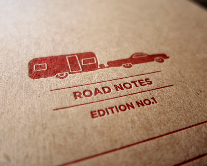 Journal - Road Notes (blank)