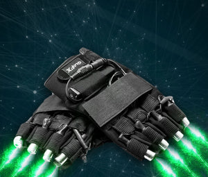 LZR Laser Gloves – Green
