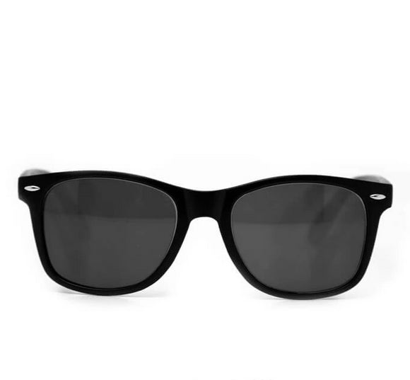 Diffraction Glasses – Matte Black Tinted