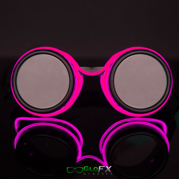 Customizable Luminescence Goggles