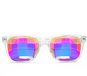 Bug Eye Ultimate Kaleidoscope Glasses – Clear