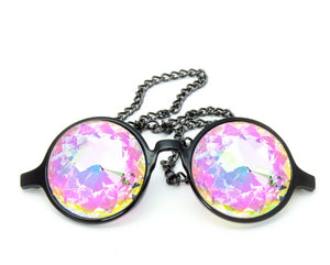 Chain Kaleidoscope Glasses
