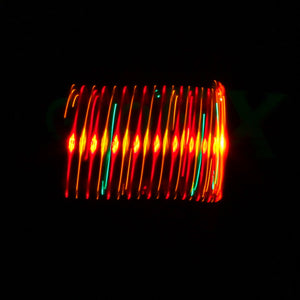 4-LED Orbit: Firework