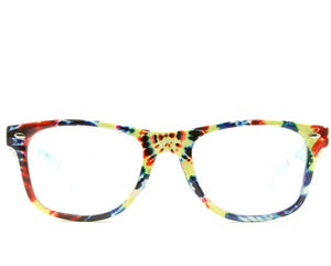 Diffraction Glasses – Tie Dye