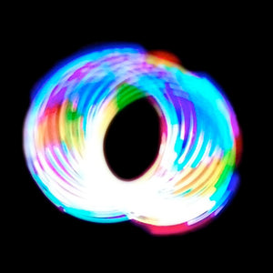 6-LED Rave Orbit: Rainbow