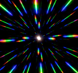 Galaxy Diffraction Glasses