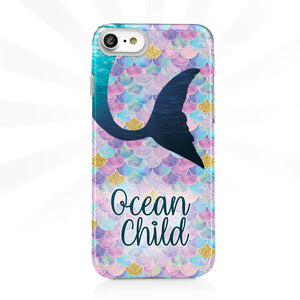 Ocean Child - Mermaid Phone Case